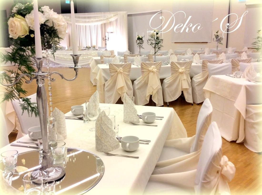 Luxus hochzeit in klassischem stil deko s for Hochzeit verleih